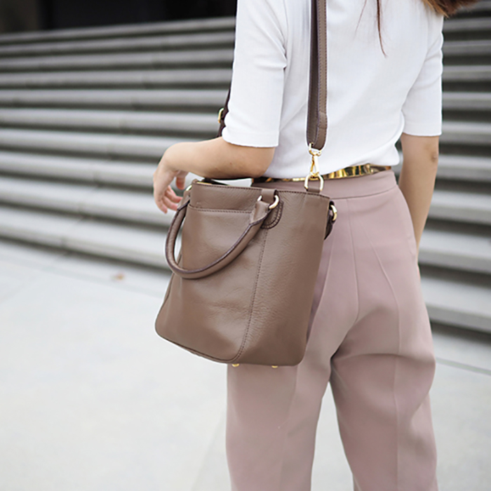 Honey-Warm taupe