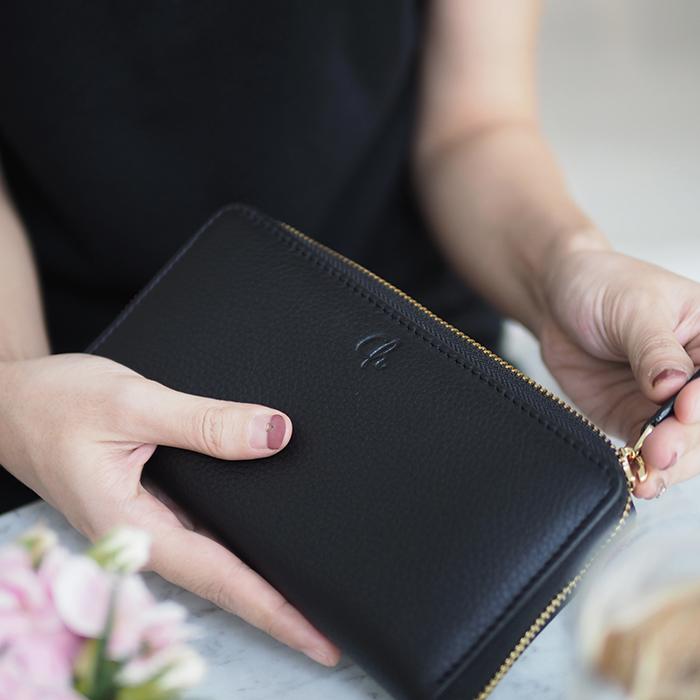 Classic wallet-Black