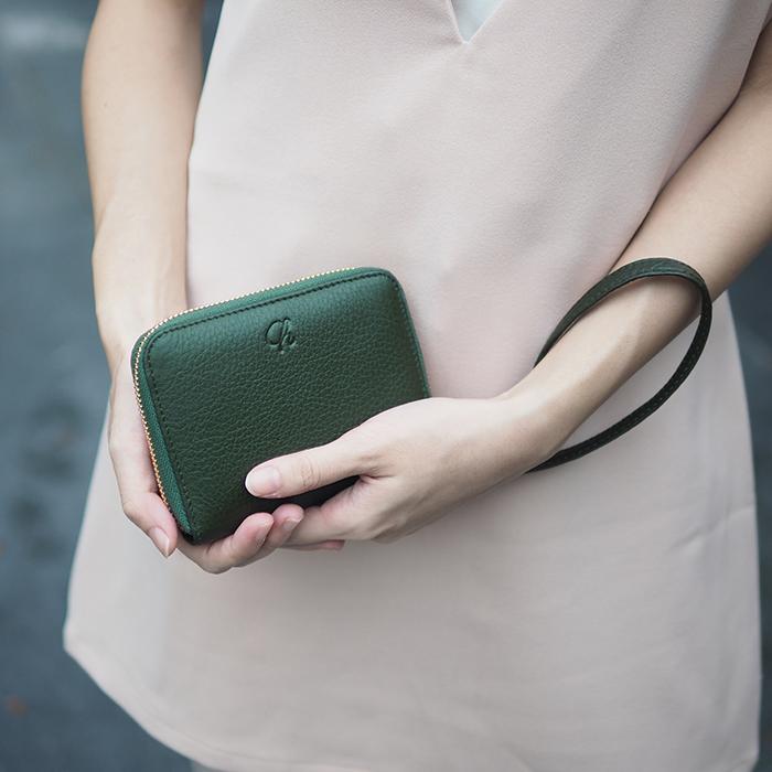 Classic charm-Green