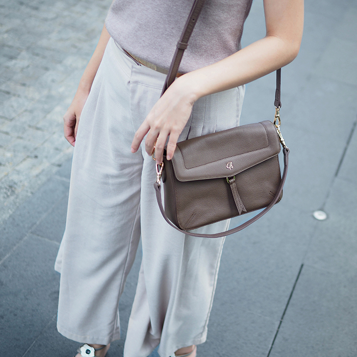 Ruby- Warm taupe